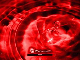 Water Ripple Vista Red v2.0!