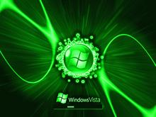 Vista Glowing Orb Green v2.0!