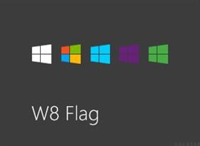 W8 Flag