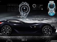 BMW-Desk