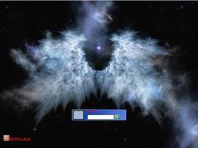 Angel Wings Nebula by Moonchilde