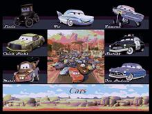Cars Cast