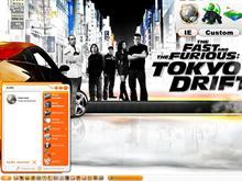 Tokio Drifting
