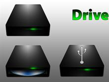 Drive Icons