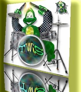 TWiS - the Drummer !!