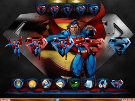 Superman 5 IconPngs