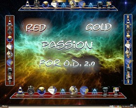 Red Passion and Gold Passion for O.D.2.0