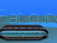 Flat Curvey