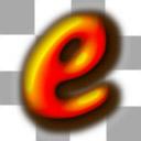 E (red)