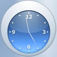 iGlass 2 SE Clock