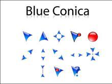Blue Conica