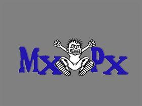 MXPX Punk logo
