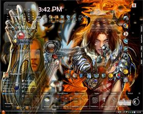 Witchblade & Mayhem