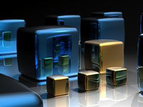 Mirror Cubes