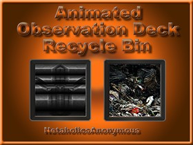 Observation Deck Recycle Bin