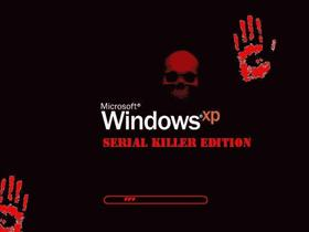 Windows XP serial killer edition
