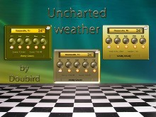 Uncharted weather