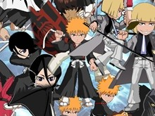 Bleach: Soul Carnival 2 Icons