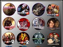 Game Icons XIV