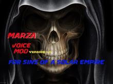 Marza Voice Mod 1.0