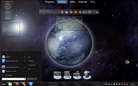 My Space desktop