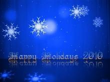Happy Holidays 2010