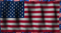 USA Flag (Widescreen)