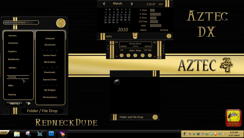 Aztec DX