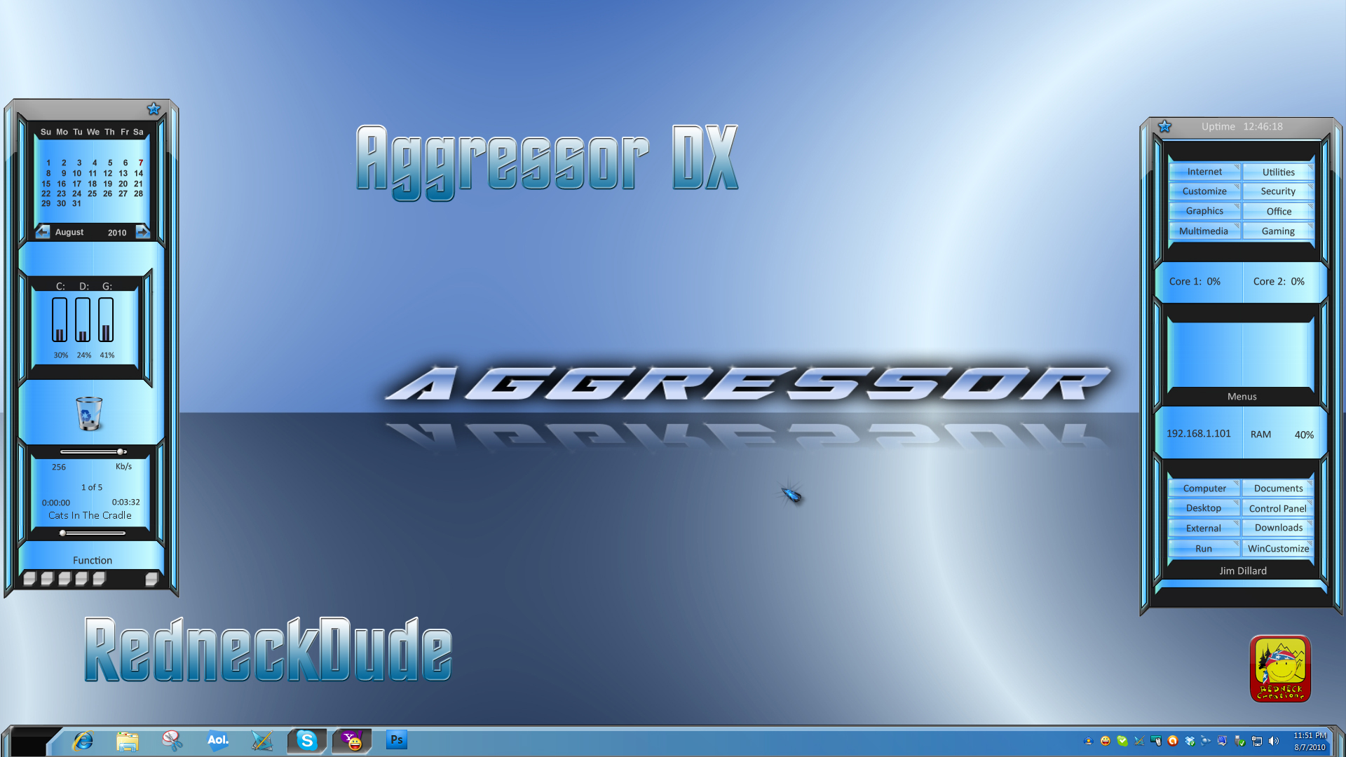 Aggressor DX