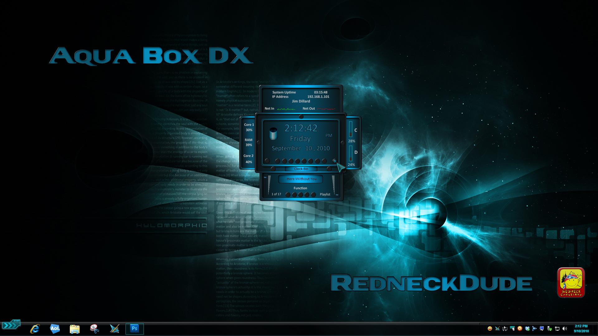 Aqua Box DX