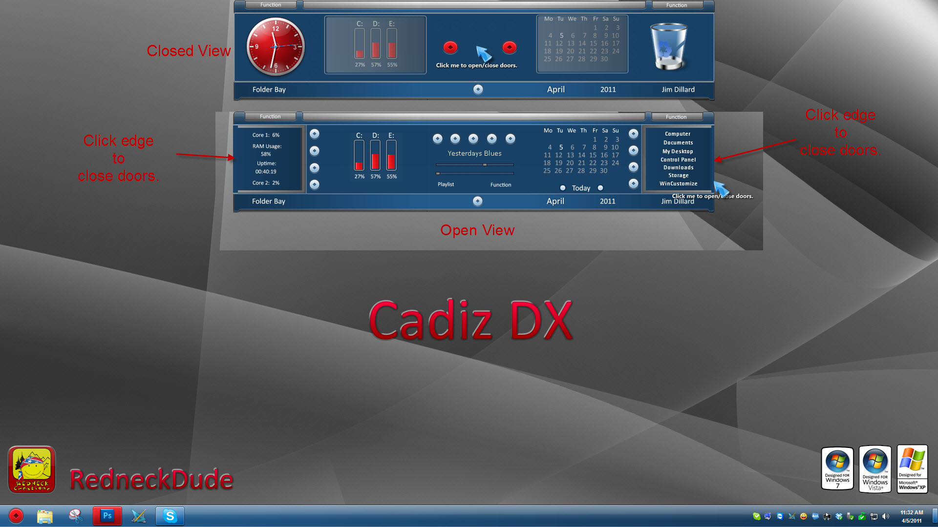 Cadiz Bar DX