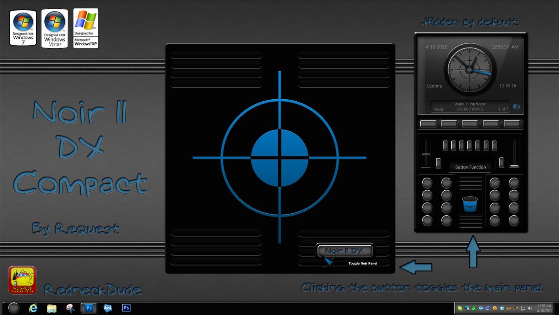 Noir II DX Compact