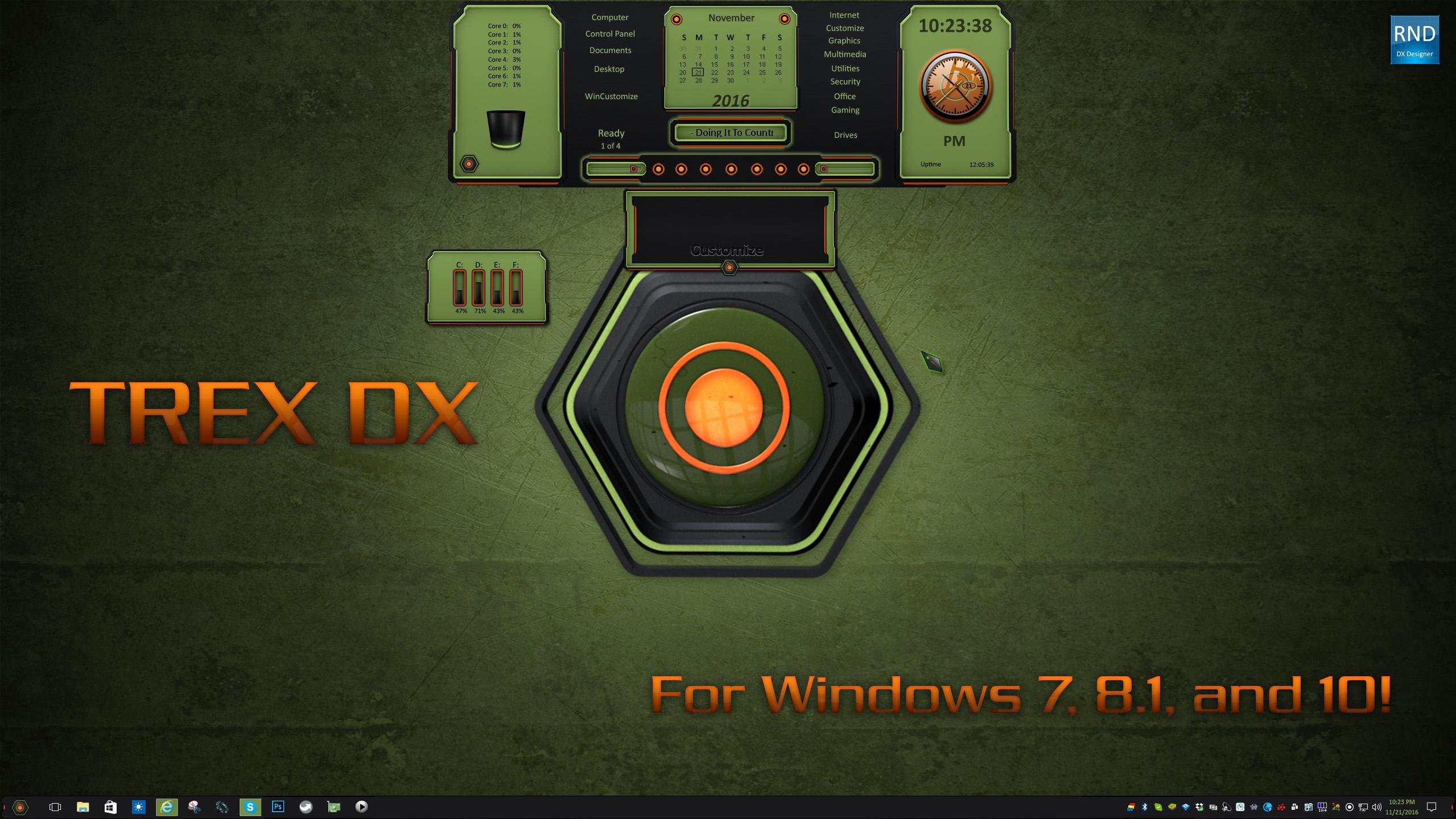 Trex DX