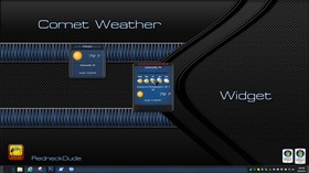 Comet Weather Widget