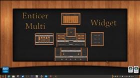 Enticer Multi Widget