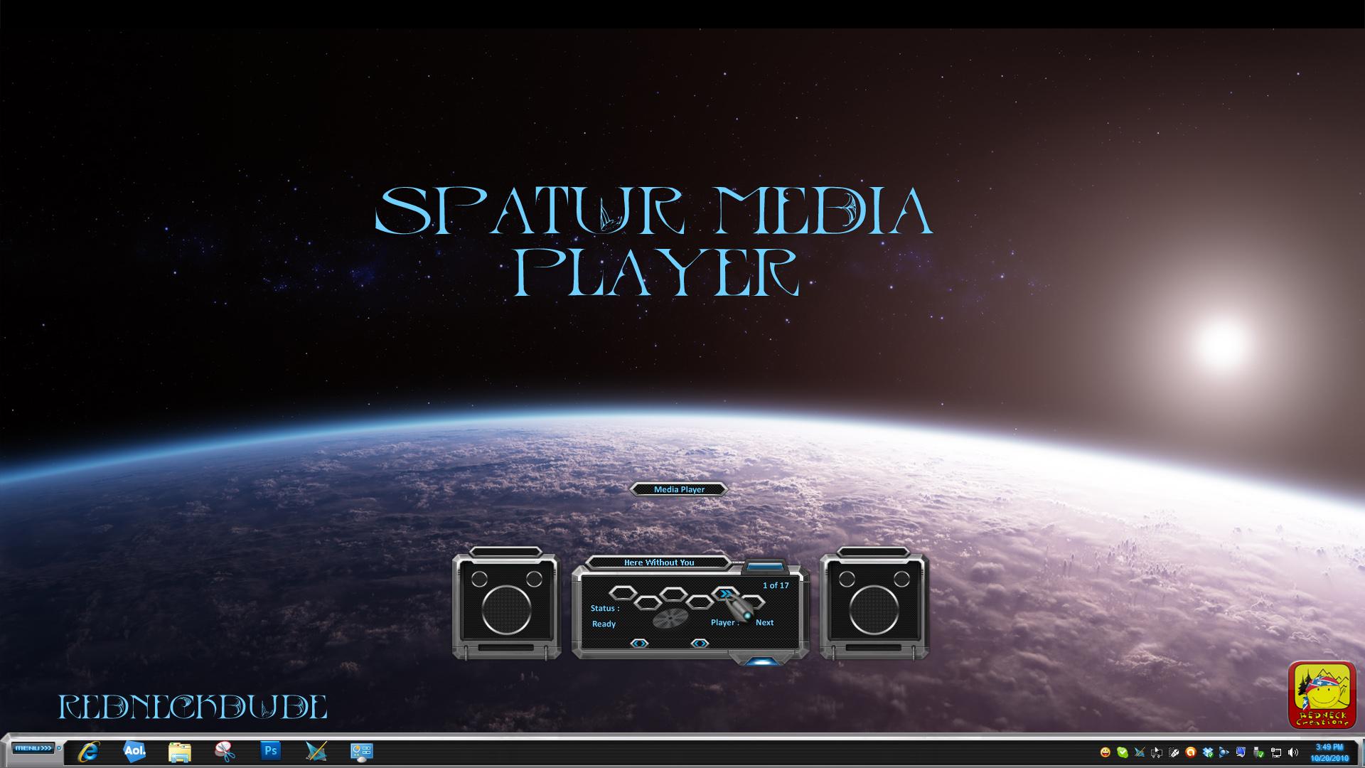 SPatur Media Player