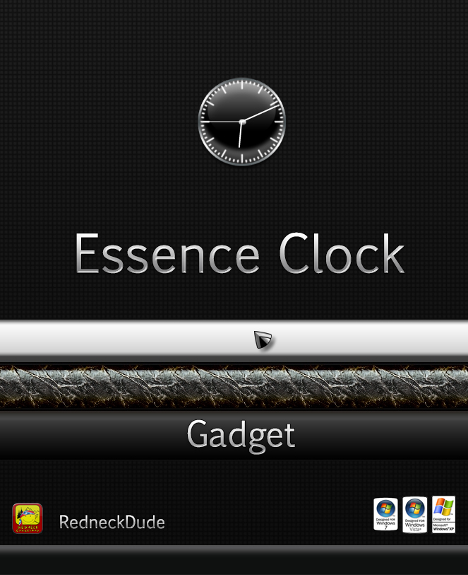 Essence Clock Gadget