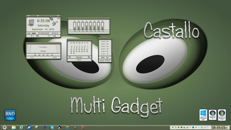 Castallo Multi Gadget