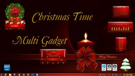 Christmas Time Multi Gadget