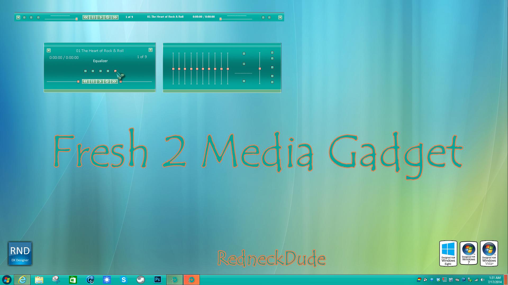 Fresh Media Gadget