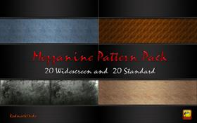 Mezzanine Patterns_Wallpack