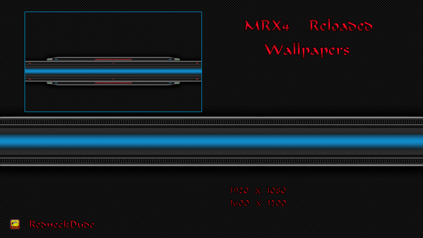 MRX4 Reloaded Walls