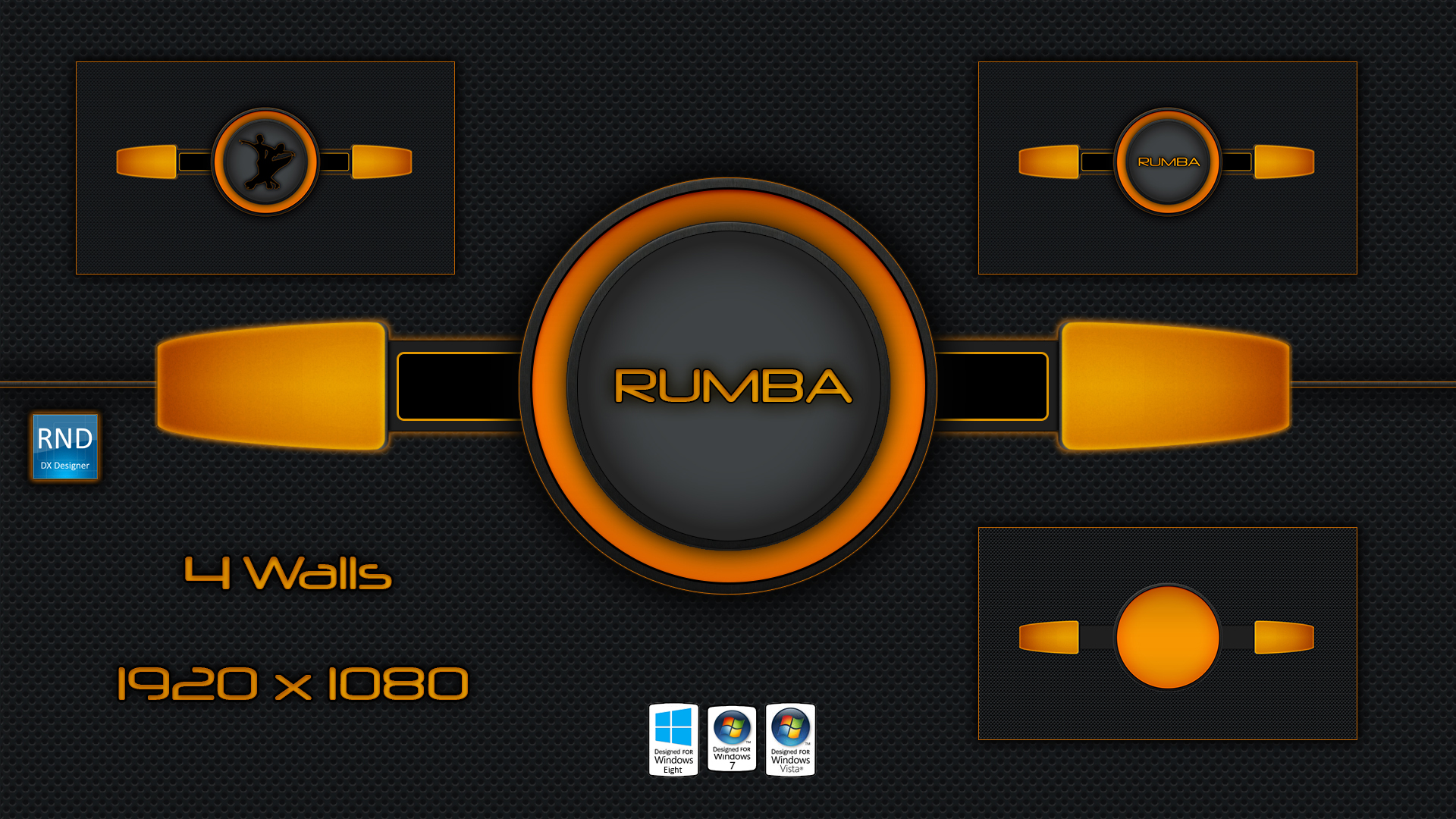 Rumba Wallz
