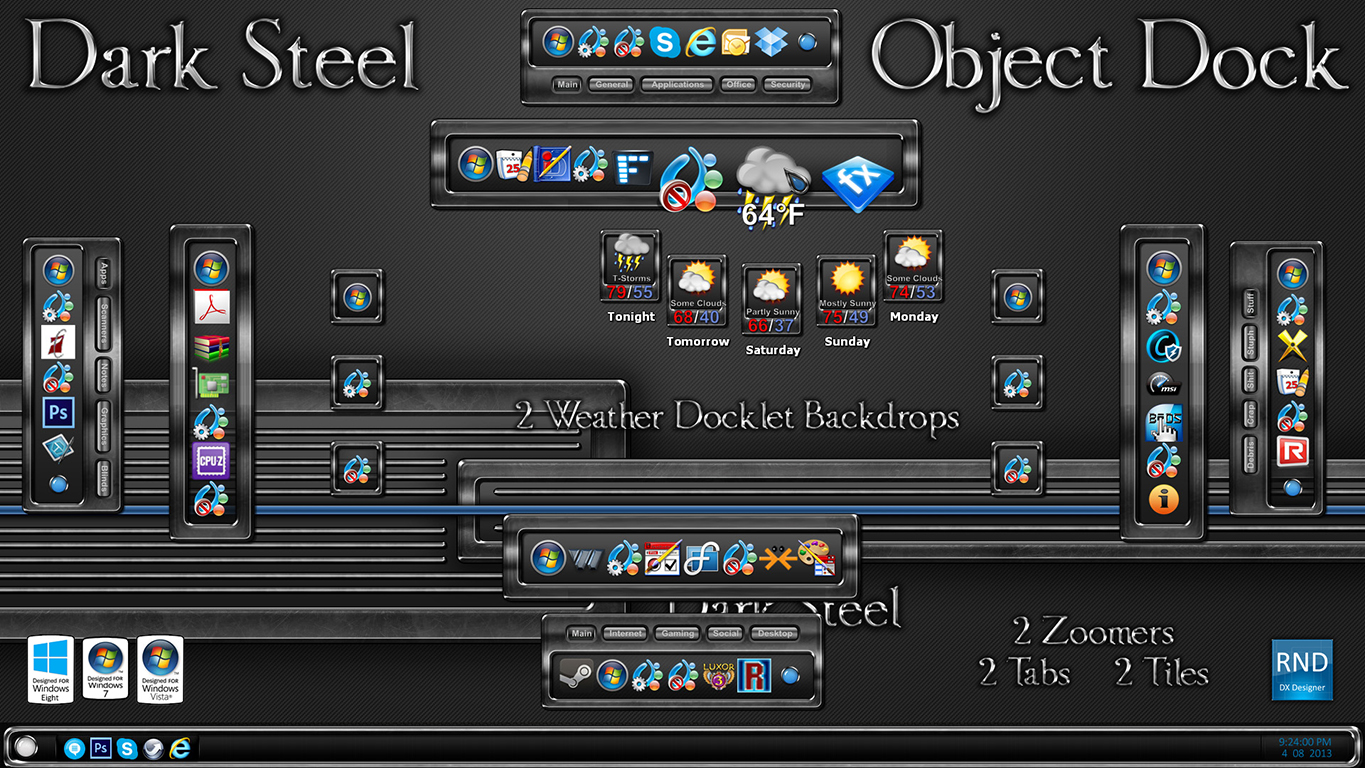 Dark Steel Docks