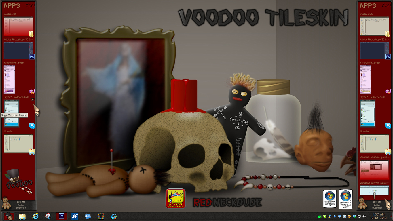 VooDoo Tileskin