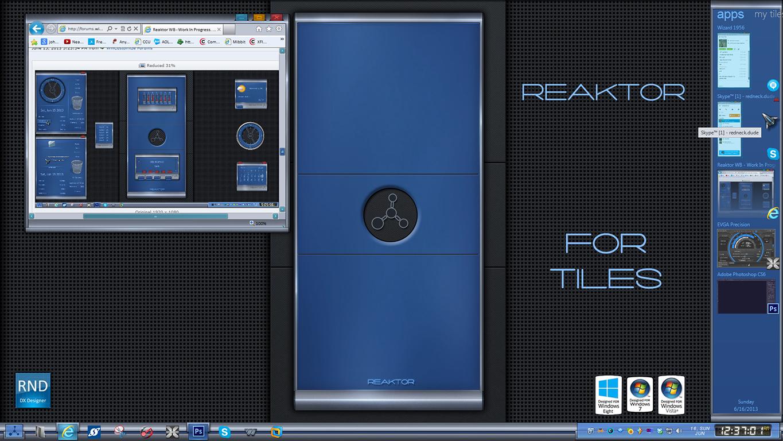 Reaktor Tiles
