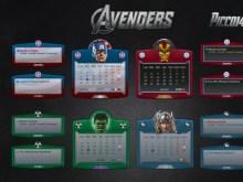 Avengers Serie