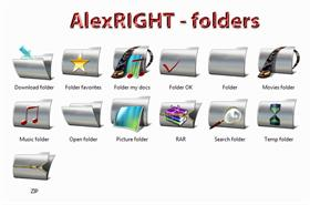 AlexRIGHT - Folders