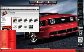 MyColors Mustang RED