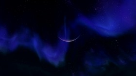 Skyrim Aurora Borealis Loop
